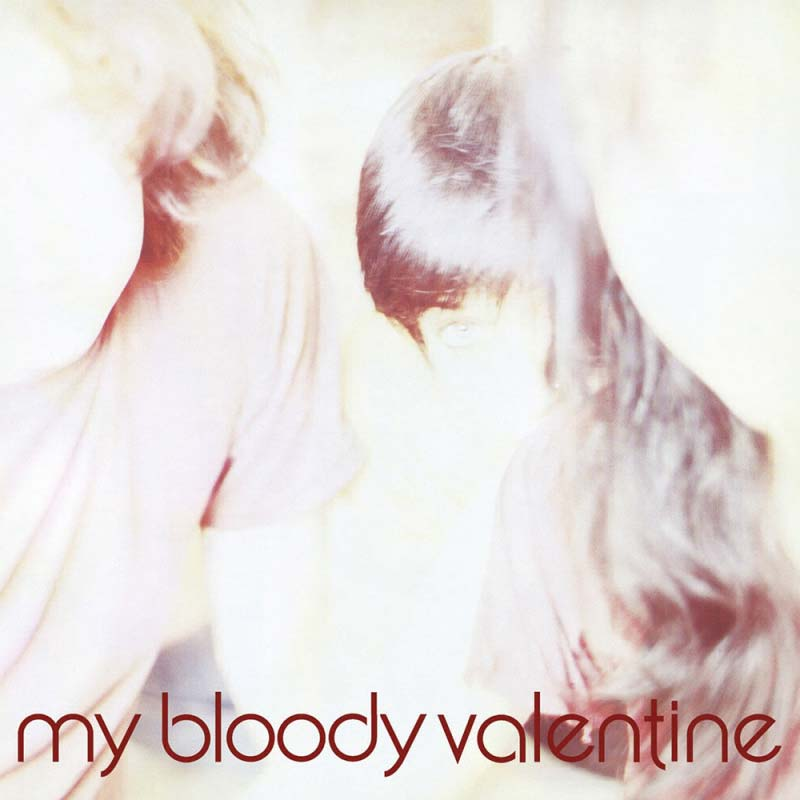 cover artwork for Isn't Anything by My Bloody Valentine