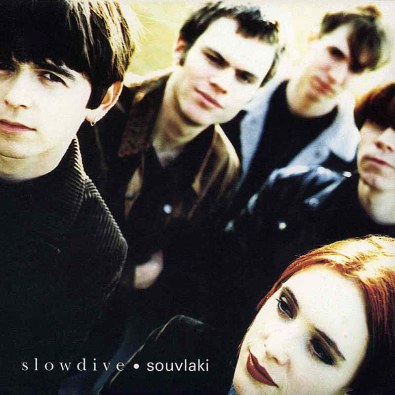 cover artwork for Souvlaki by Slowdive