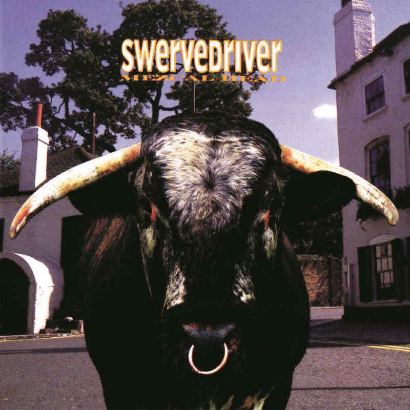cover artwork for Mezcal Head by Swervedriver