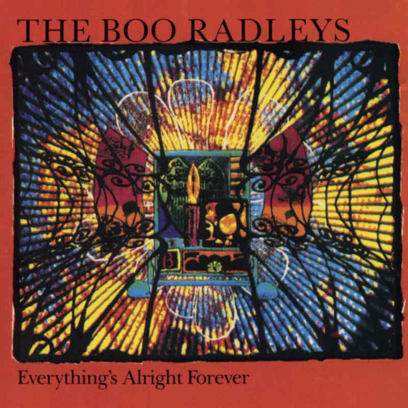 cover artwork for Everything's Alright Forever by The Boo Radleys